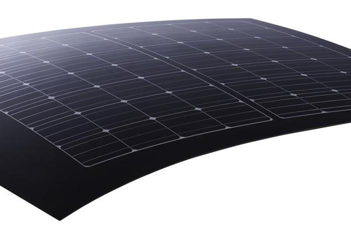 Pannello Solare Tetto Auto : La nuova toyota a energia solare il tetto è un pannello