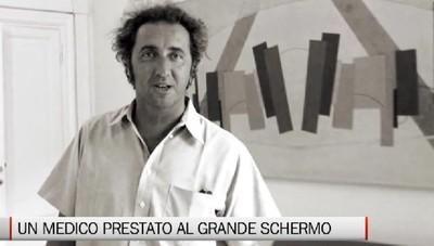 Medico bergamasco, attore «per caso»  nel nuovo film di Sorrentino su Berlusconi