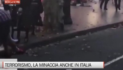 Attentati in Italia, Stucchi conferma Il rischio è reale