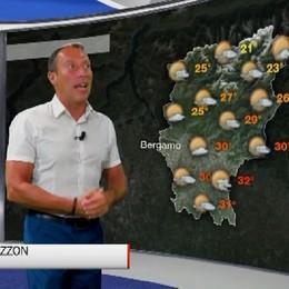 Meteo - Nel week-end torna il gran caldo