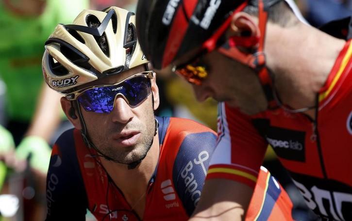Nibali vince la terza tappa della Vuelta Il siciliano sorprende tutti in volata