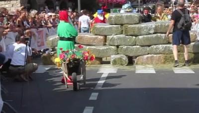 Selvino, «Sciallo ma rapido»    La gara più pazza del mondo