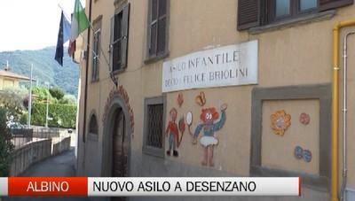 Albino, nuovo asilo a Desenzano