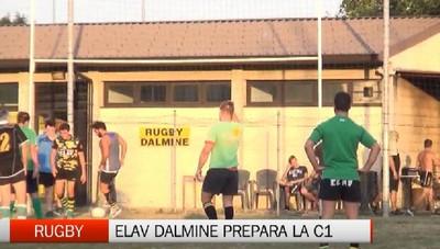 Elav Rugby Dalmine prepara la serie C1