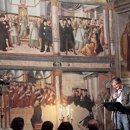 Paladina, la vita di San Bernardino Tra poesia arte e musica