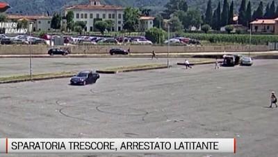 Sparatoria Trescore, arrestato Giorgio Nicolini