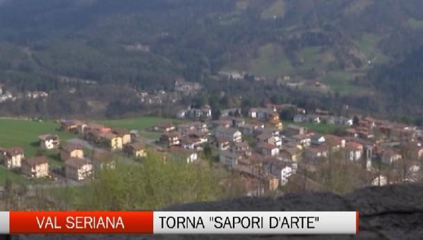 Val Seriana, tornano i Sapori d'Arte