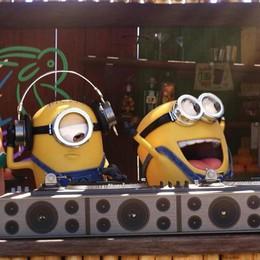 Minions al cinema, festa a Curno Ecco dove vedere gli «amici gialli»