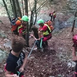 Si allontanano dal campeggio Valbondione, ritrovati i tre bambini