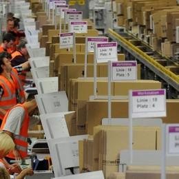 «Amazon cerca anche laureati» Le prospettive per il centro di Casirate