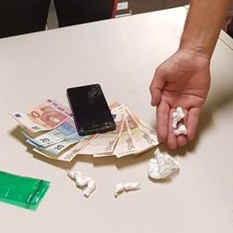 Cologno al Serio, arrestato spacciatore Aveva dosi di cocaina e 800 euro