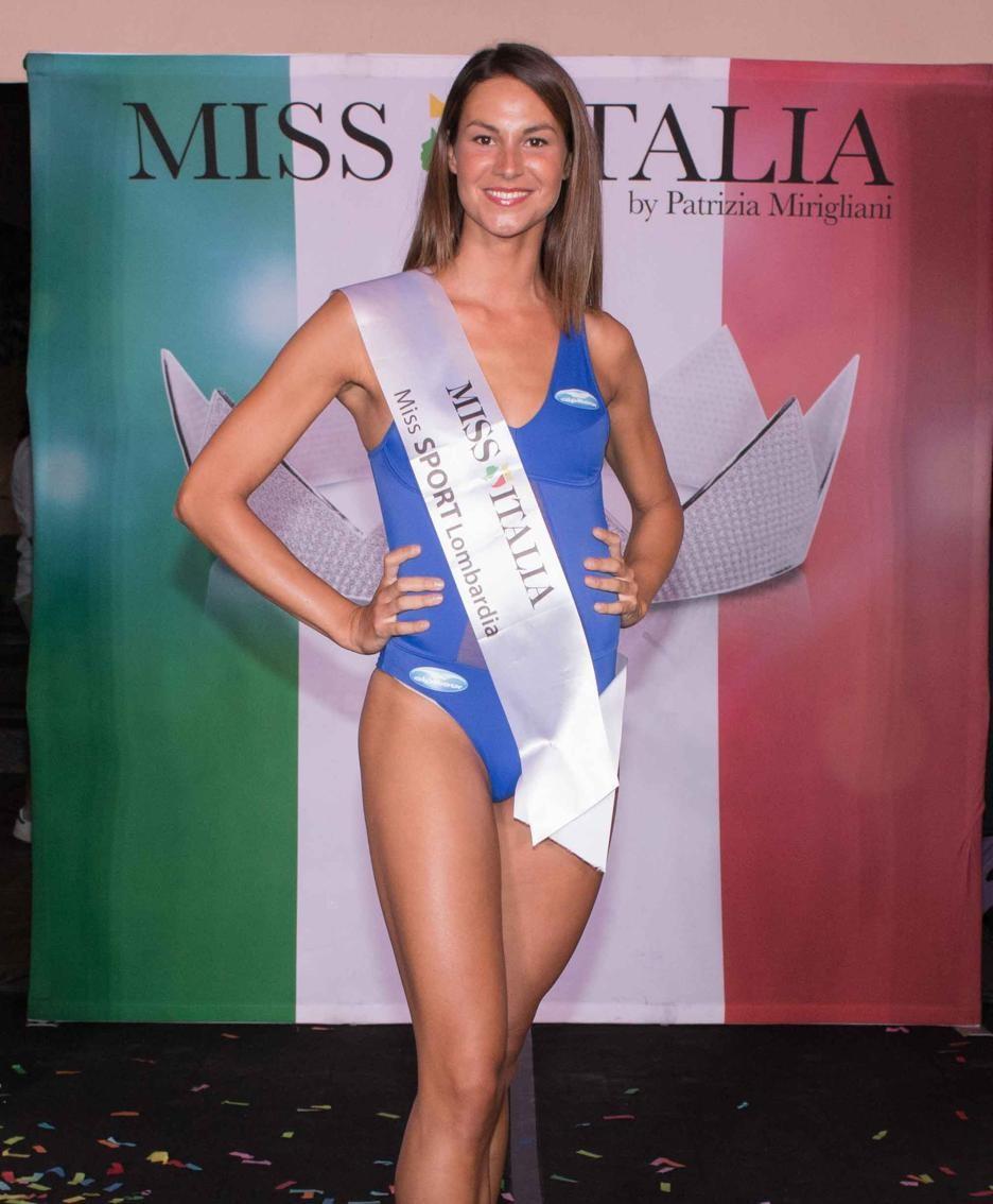 Emma Parigi, concorrente di Miss Italia 2017