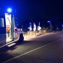 L'artigiano di Zanica morto in moto Nessun segno di frenata alla curva