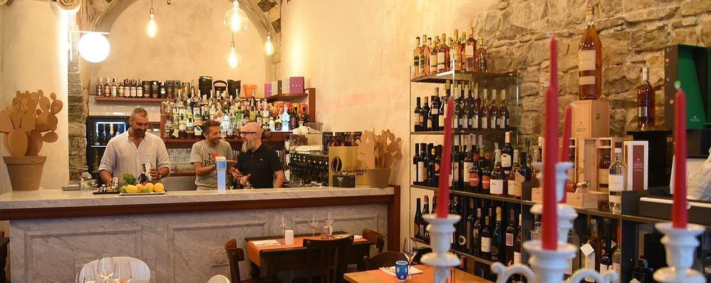 New-entry in Piazza Vecchia In tavola piatti della tradizione