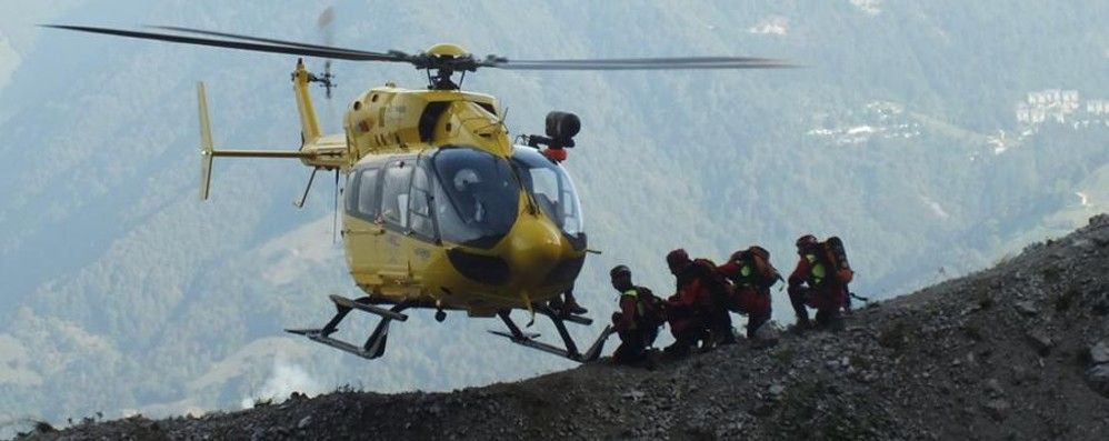 Abuso di soccorso in montagna? Si paga «Nel 30% dei casi c'è imprudenza»