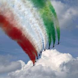 Lovere, fine settimana di emozioni Frecce Tricolori al Memorial Stoppani