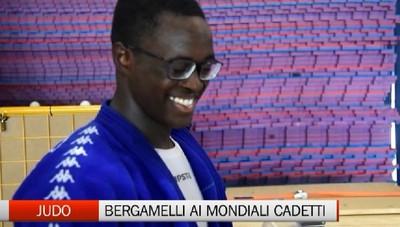 Judo, Enrico Bergamelli in partenza per il Mondiale Cadetti