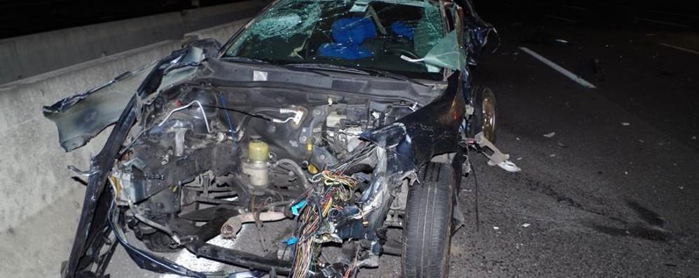 Padre di tre figli muore in A4 Arrestato 62enne per omicidio stradale