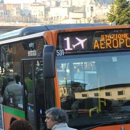 Aeroporti più raggiungibili dal centro Orio è 14° in Europa, 2° in Italia