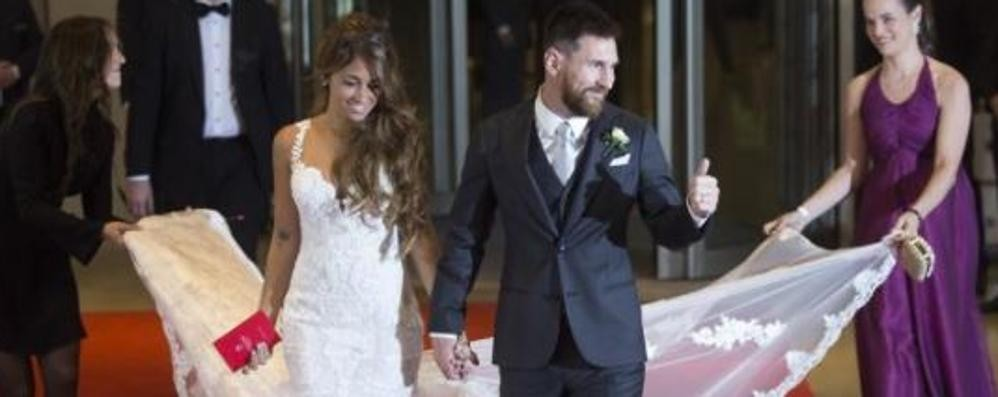 Messi e la misera colletta tra i milionari Datome: «Meglio se si sposava al Pilo...»