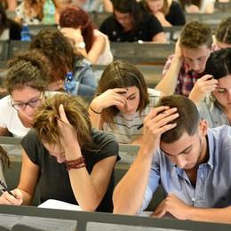 Università di Bergamo, matricole +25% Vicina  la soglia storica dei 20 mila studenti