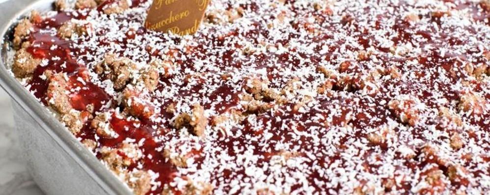 Bergamo e Brescia, alleati nel gusto La lasagna finisce sul cono gelato