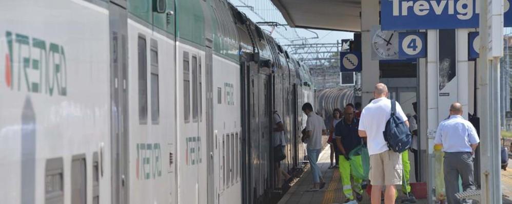 Aggredito in stazione a Treviglio Intervento alla testa per il 39enne