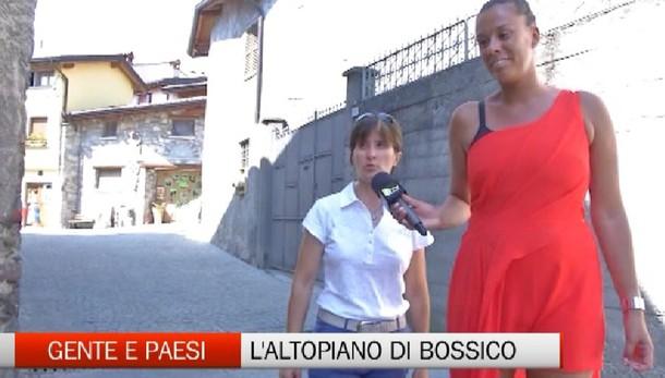 Gente e Paesi, l'altopiano di Bossico