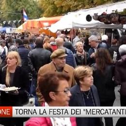 Bergamo - Da giovedì tornano i Mercatanti