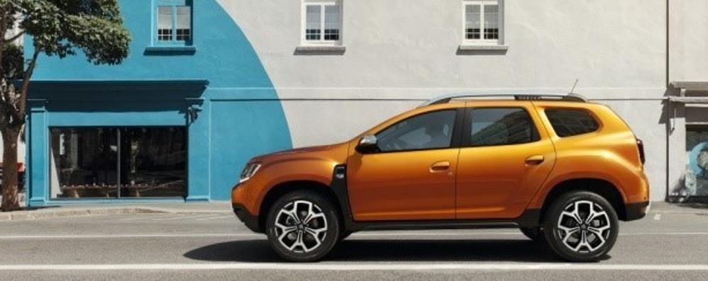 Nuovo Dacia Duster: prima mondiale a Francoforte