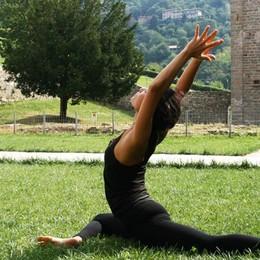 Yoga e benessere ad Astino