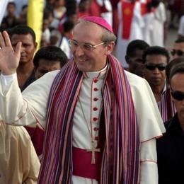 Nuovo nunzio apostolico in Israele È il bergamasco Leopoldo Girelli