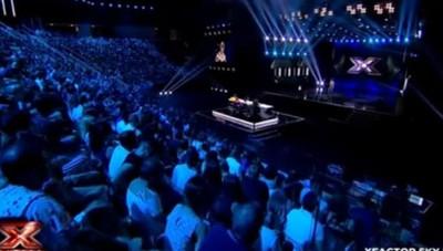 Rita (da Bergamo) incanta  X-Factor