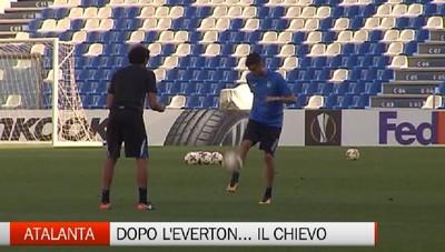Dimenticare l'Everton, arriva il Chievo