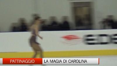 Pattinaggio artistico - Al Lombardia Trophy occhi puntati su Carolina Kostner