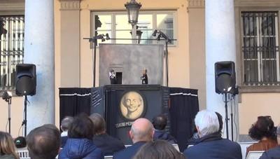 Borghi e Burattini, premiato Dell'Argine    Nel suo teatro fonde antico e moderno