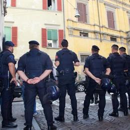 G7, Bergamo blindata  In arrivo rinforzi da tutta Italia