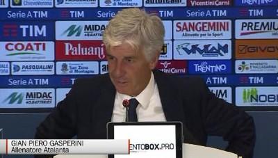 Gasperini dopo Chievo-Atalanta: la squadra c'è. Per la VAR siamo in rodaggio