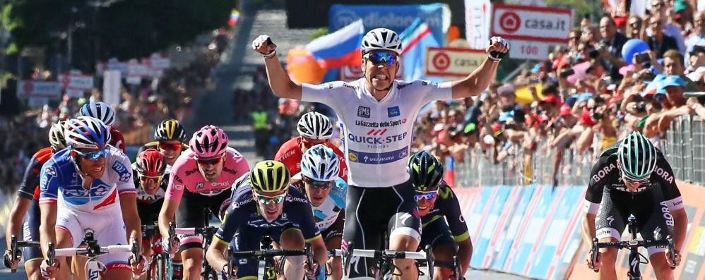 Il Giro d'Italia esce dall'Europa Da Gerusalemme, tappe in Israele