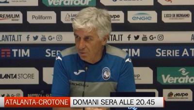 Atalanta-Crotone, 300 partite in serie A per Gasperini