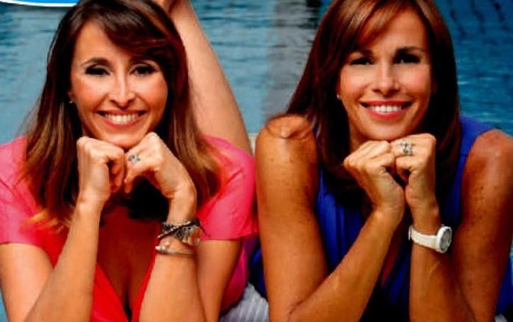 Domenica In, non solo Cristina Parodi Con lei anche la sorella Benedetta