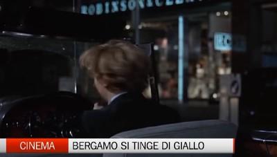 Cinema, Bergamo si tinge di giallo   Rassegna di 4 giorni all'Auditorium