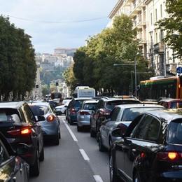 Ecco come evitare code e traffico Rondò delle Valli, traffico in tilt