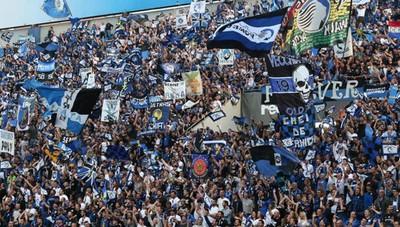 «Non venite senza biglietto» Lione, vietato l'accesso alla zona stadio