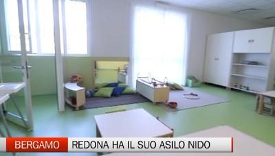 Redona - E' nato il Nido Femì