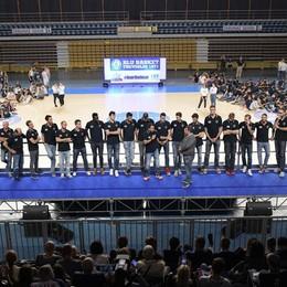 Basket, la Remer scalda i motori «Cinque giovani in squadra, un record»