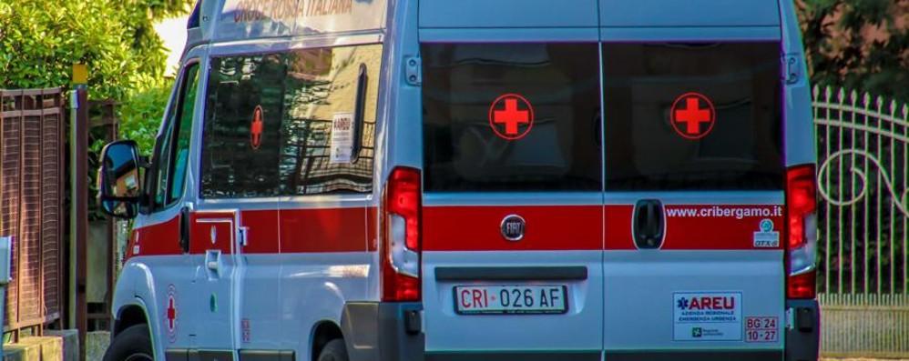 Zanica, 72enne muore nel garage Stroncato da un arresto cardiaco