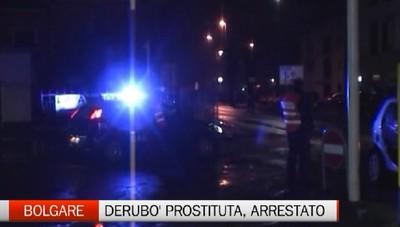 Rapinò e minacciò con la postola una prostituta, 52 di Bolgare in manette