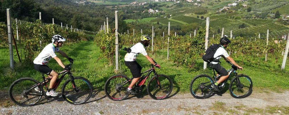 Due itinerari tutti da pedalare con 7x10 InBici On tour