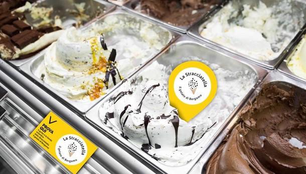 La Stracciatella è il gelato di Bergamo Un marchio tra storia, gusto e qualità